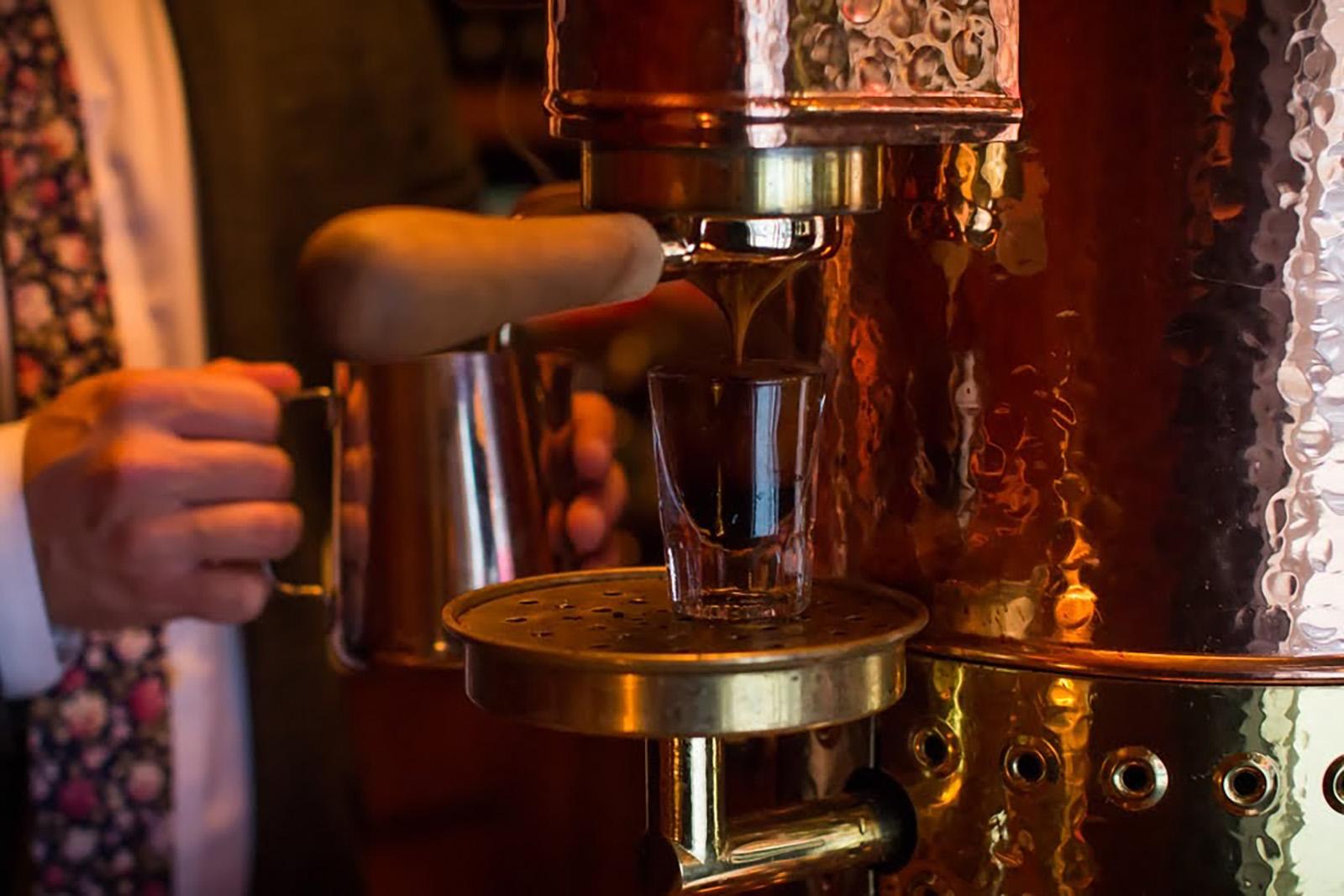 Steamed Espresso